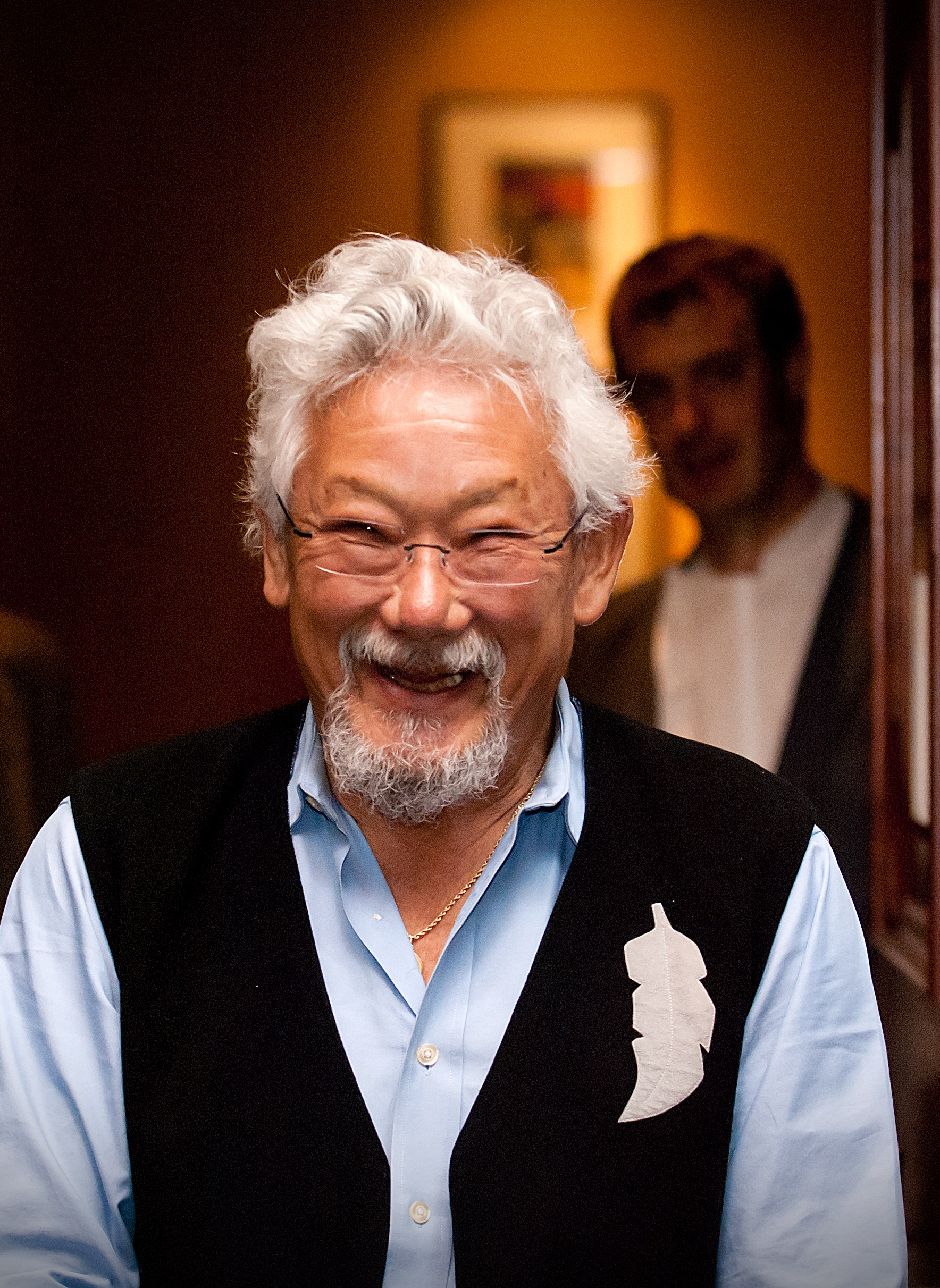 David Suzuki Credit: Barry J Brady Photography