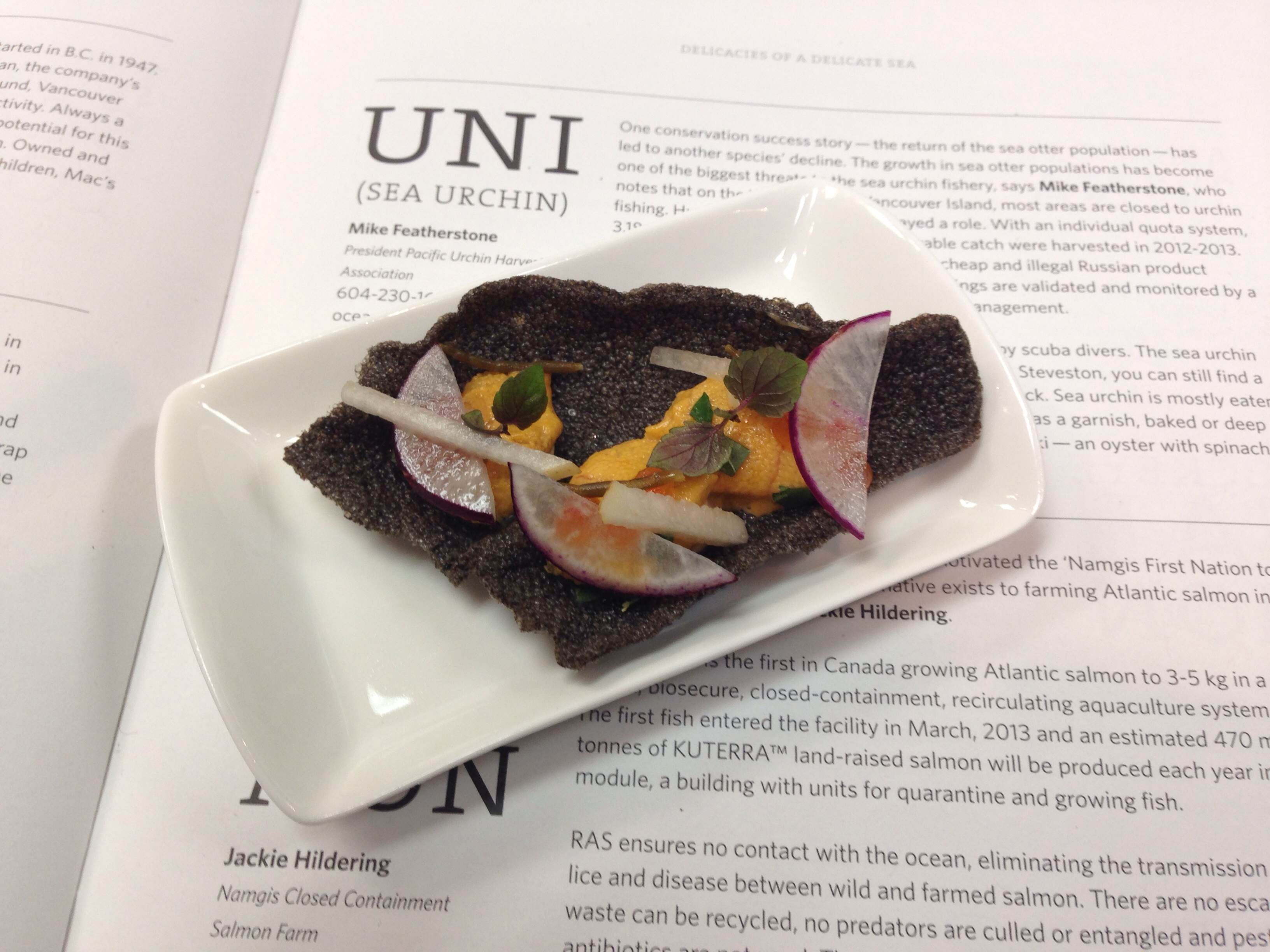 Freshwater fish jobs winnipeg - Last September B C Introduced The Inaugural Slow Fish Mystery Dinner To The Pacific Institute Of Culinary Arts Pica And With Great Success