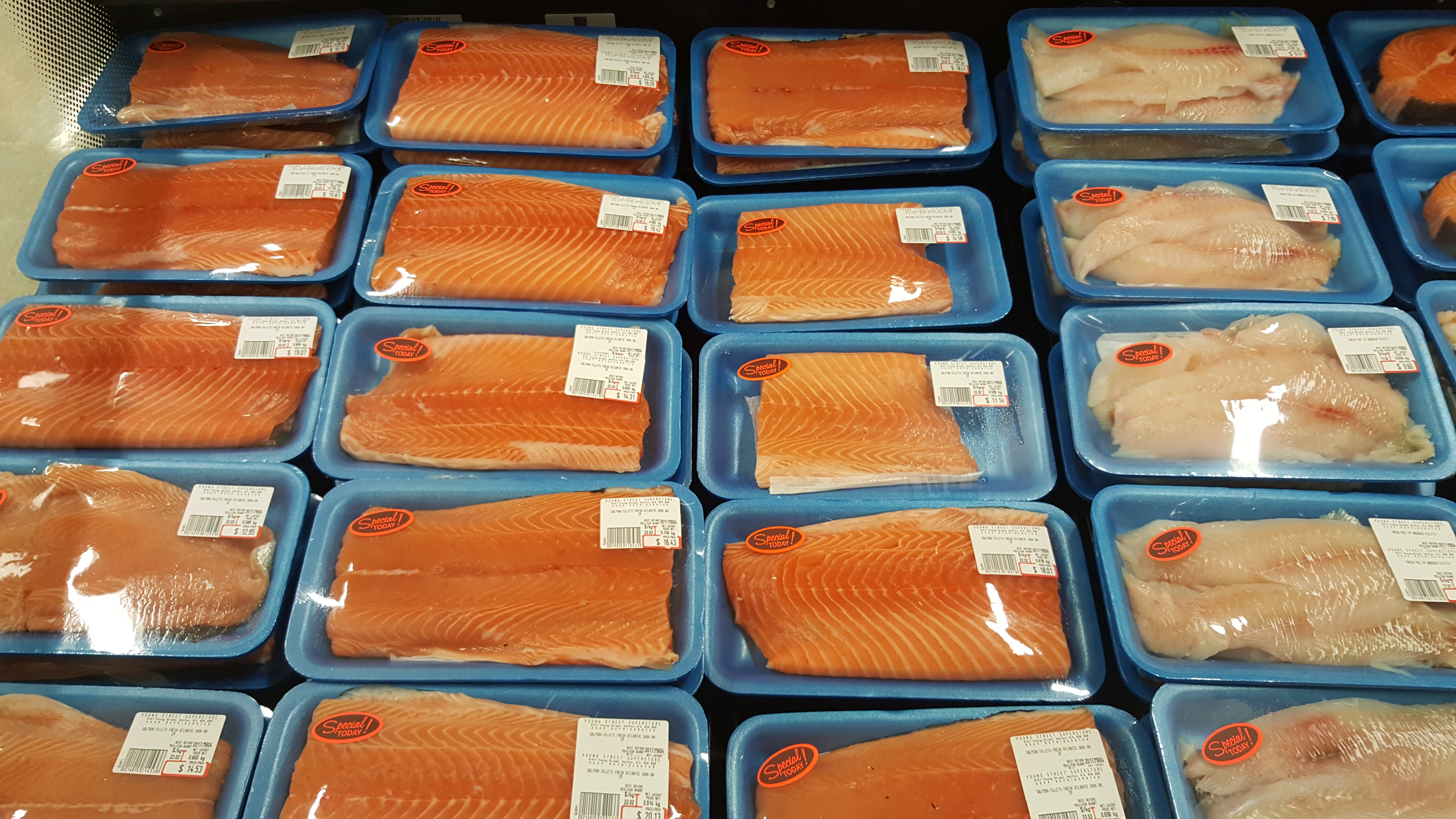 Choosing Sustainable Seafood - SeaChoice